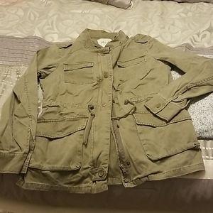 Per Se military jacket sz M NWOT